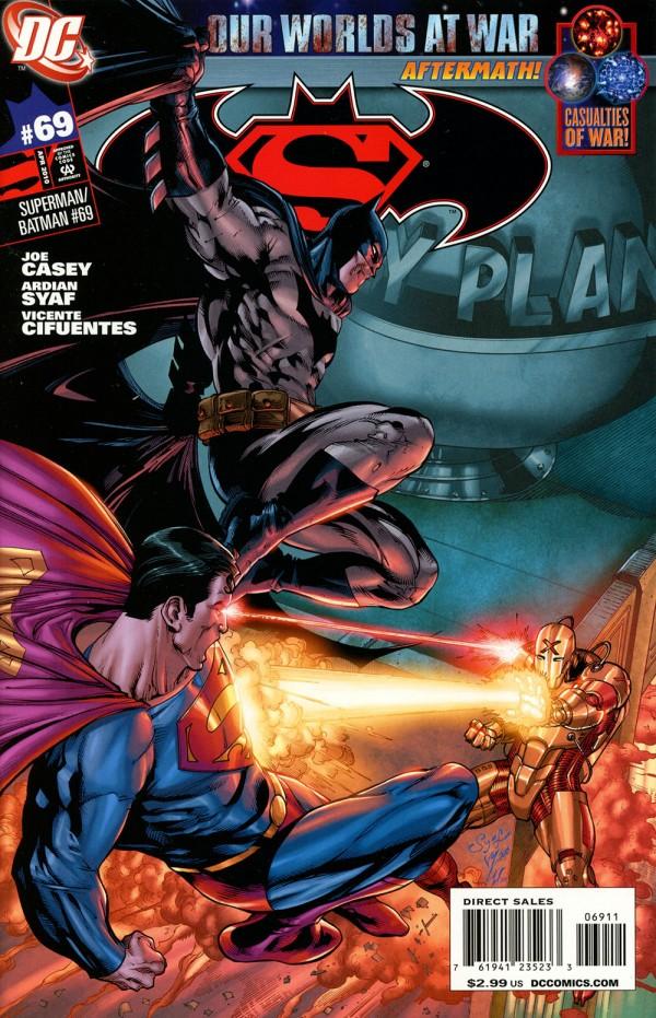 Superman / Batman #69