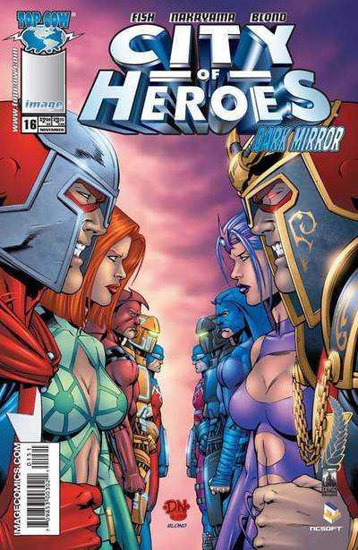 City of Heroes #16