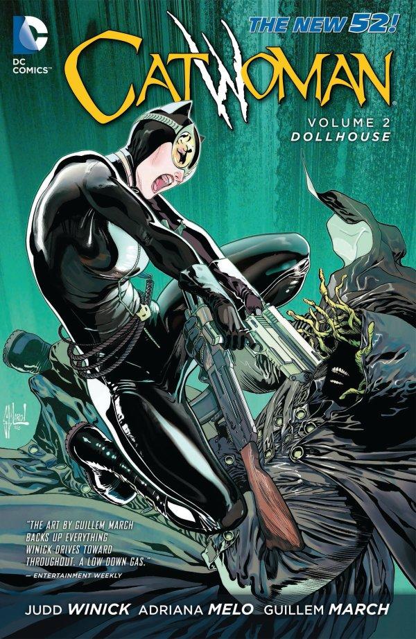 Catwoman Vol. 2: Dollhouse TP