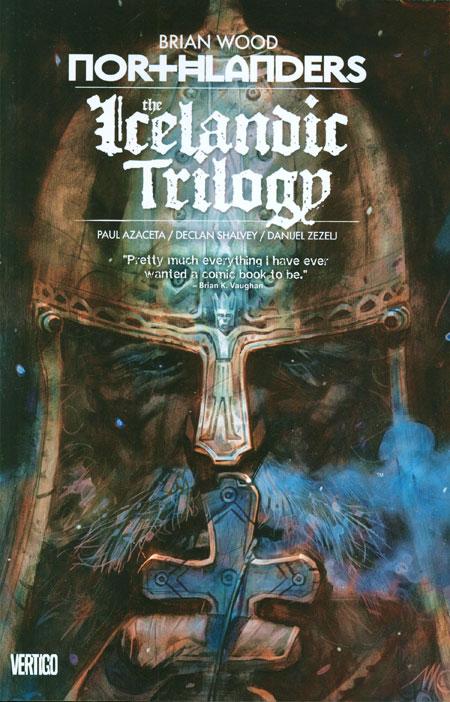 Northlanders Vol. 7: The Icelandic Trilogy TP