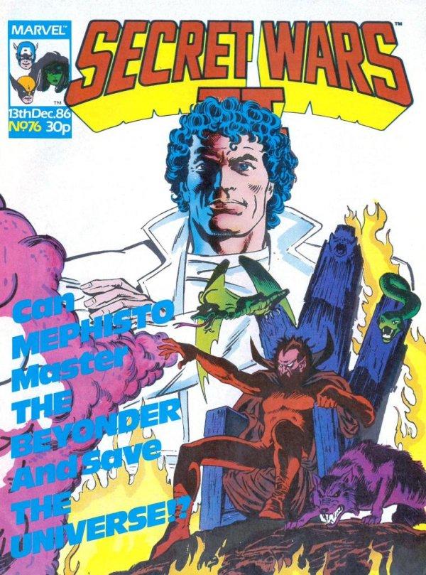Marvel Super Heroes Secret Wars #76