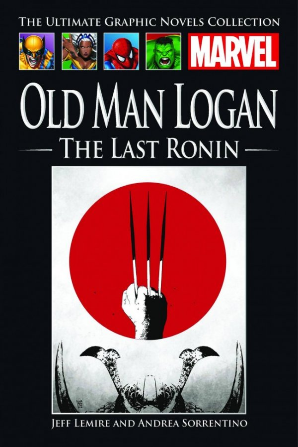 The Ultimate Graphic Novels Collection Old Man Logan: The Last Ronin