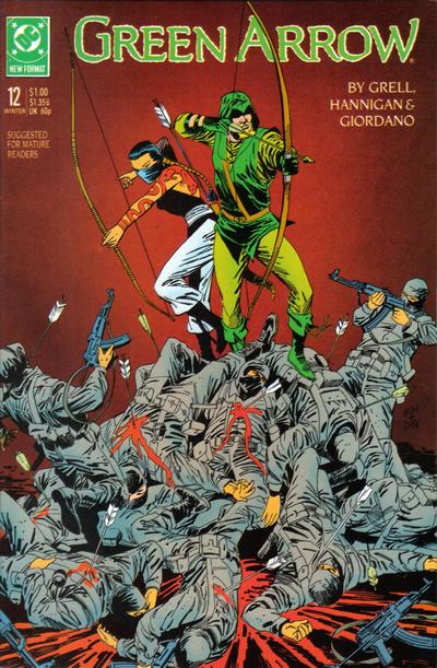 Green Arrow #12