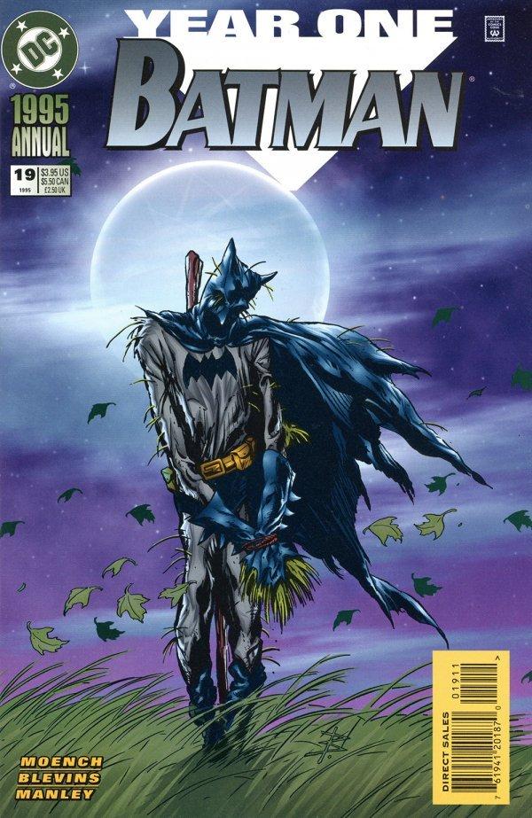 Batman Annual #19