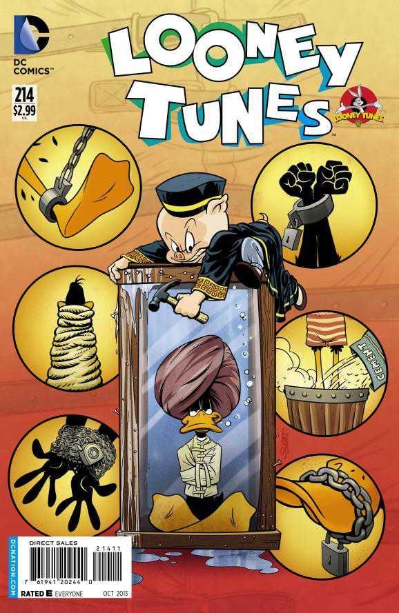 Looney Tunes #214