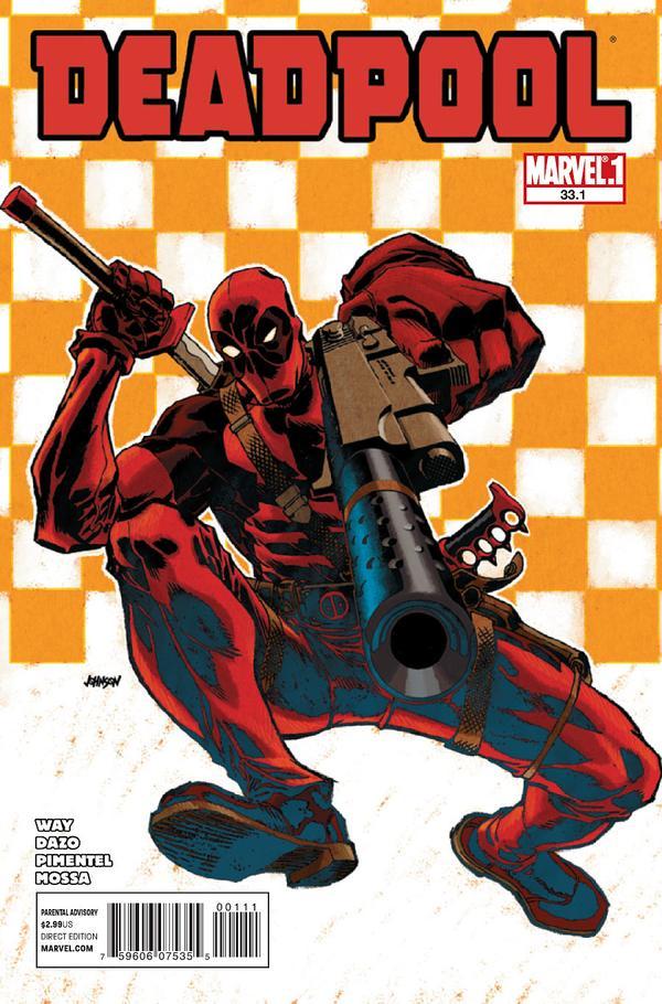 Deadpool #33.1