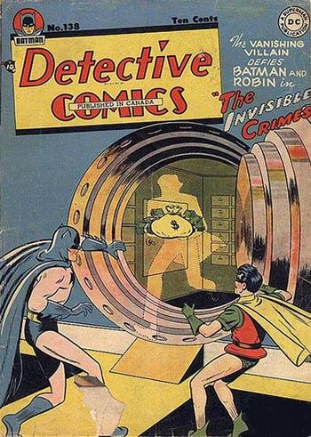 Detective Comics #138