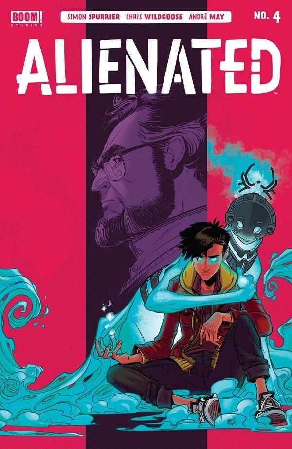 Alienated #4