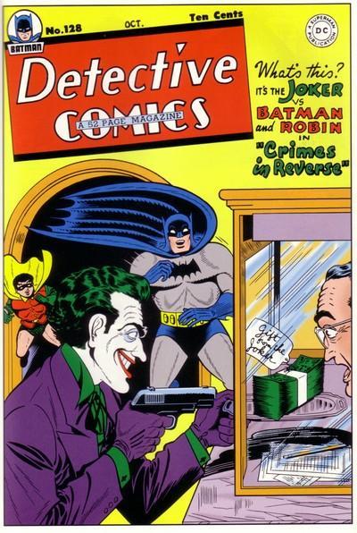 Detective Comics #128