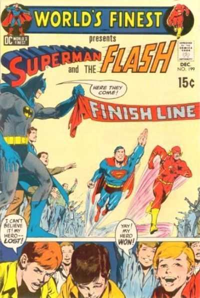 World's Finest Comics #199