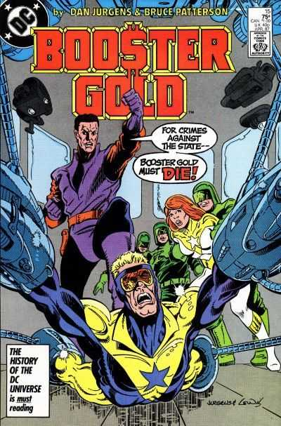 Booster Gold #15