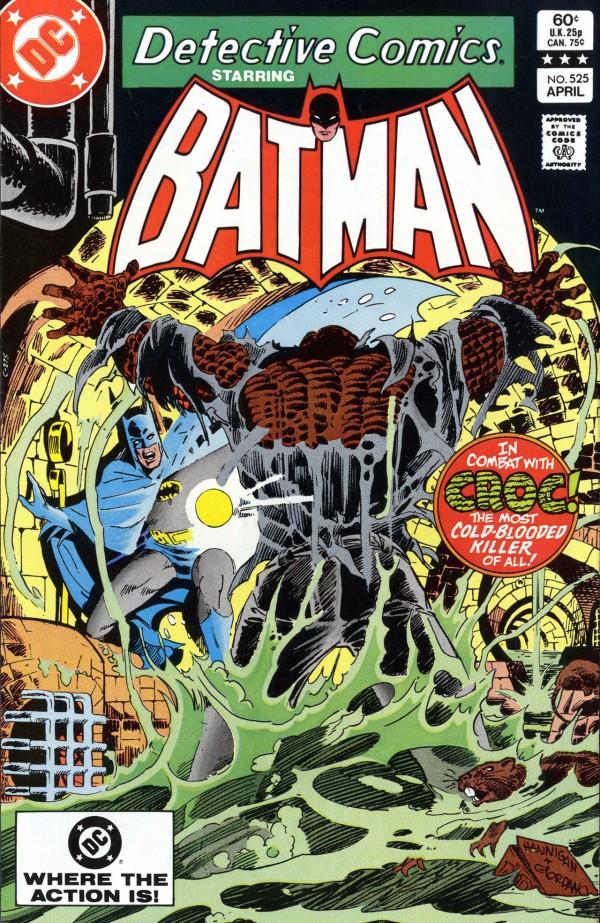 Detective Comics #525