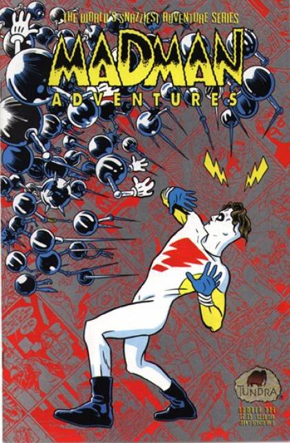 Madman Adventures #1 review