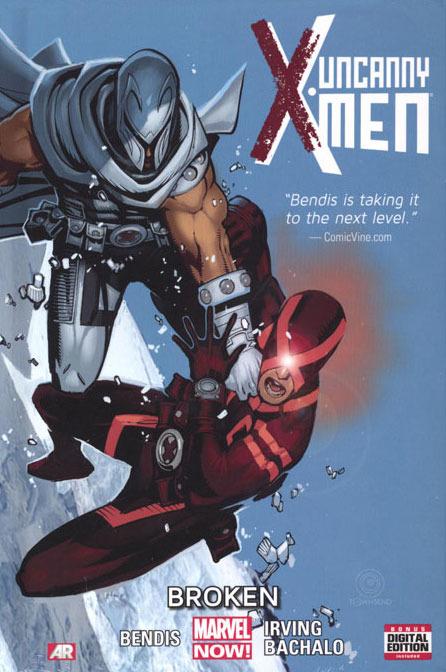Uncanny X-Men Vol. 2: Broken TP