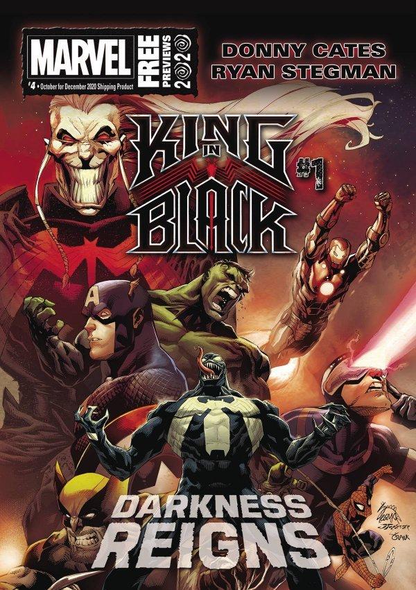 Marvel Previews #4