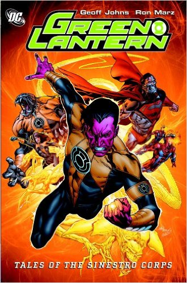 Green Lantern Tales of the Sinestro Corps HC