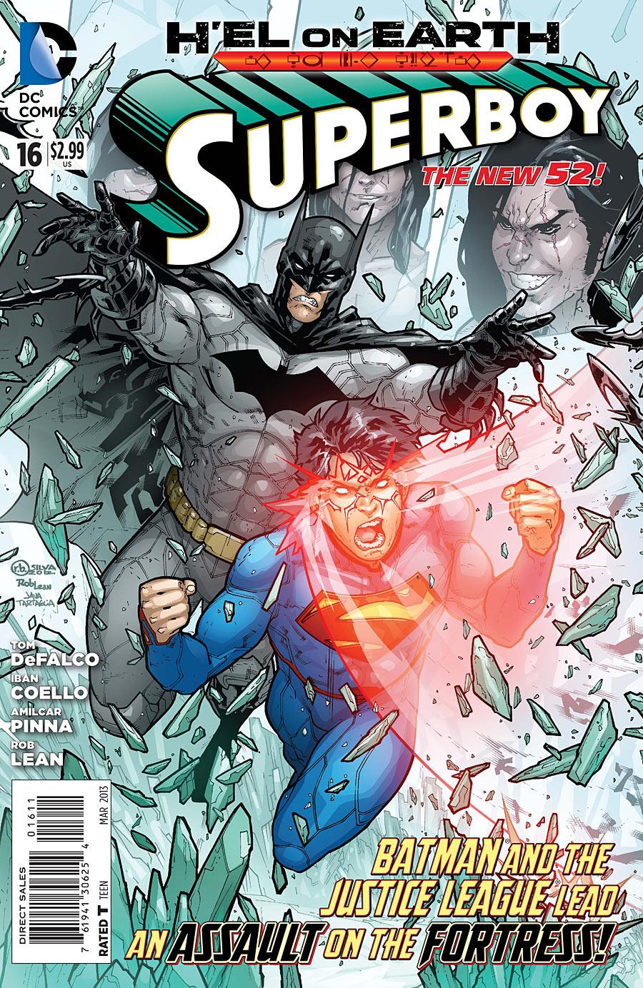 Superboy #16