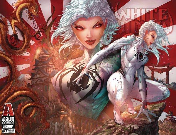 White Widow #7