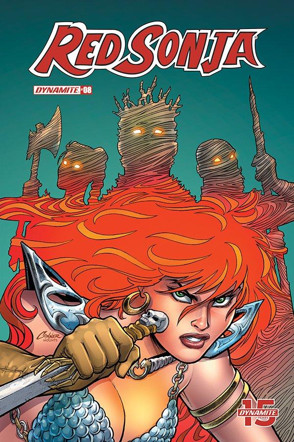 Red Sonja #8