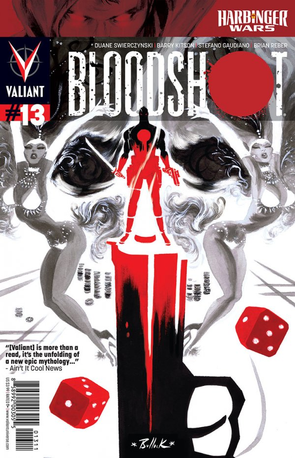Bloodshot #13