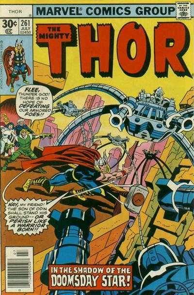 The Mighty Thor #261