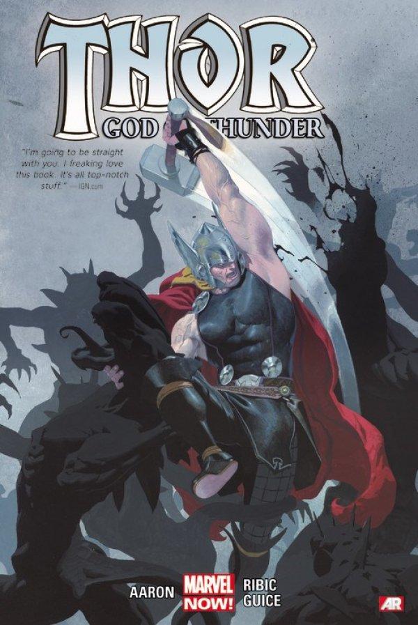 Thor: God of Thunder Vol. 1 HC