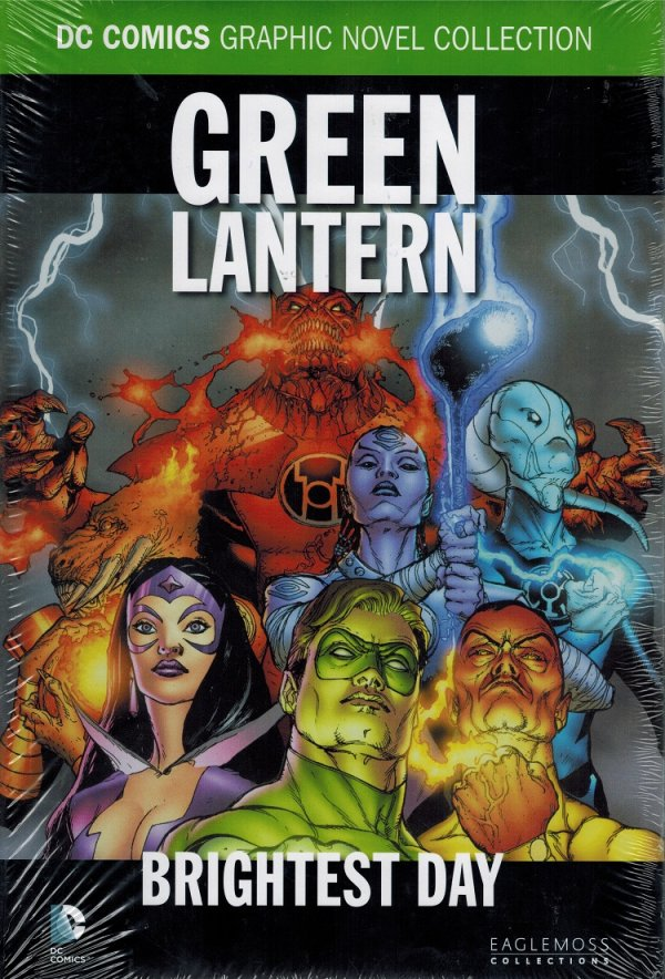 DC Comics Graphic Novel Collection Upsell 04 Green Lantern: Brightest Day