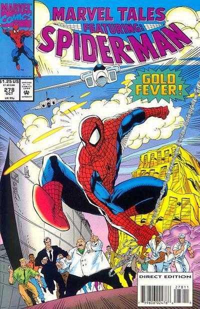 Marvel Tales #278