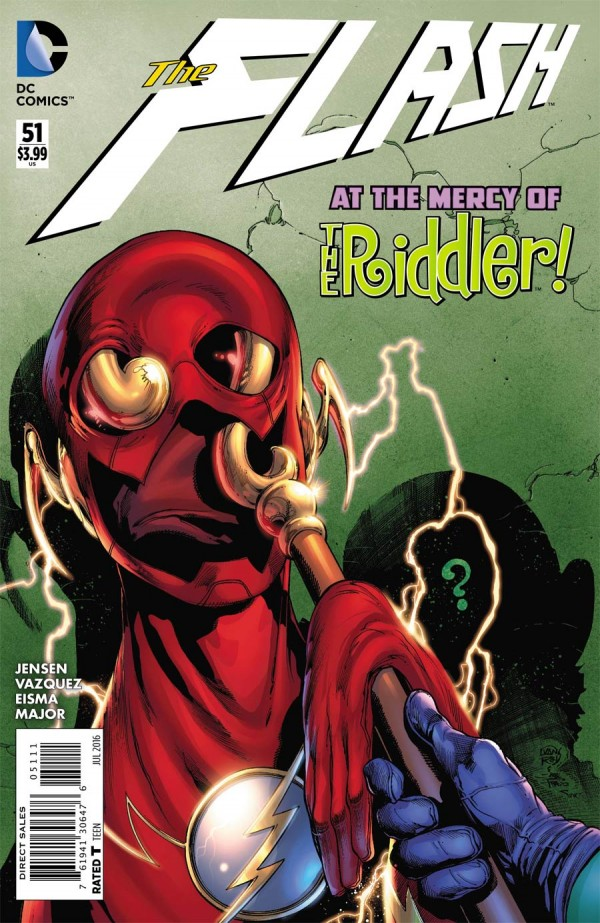 The Flash #51