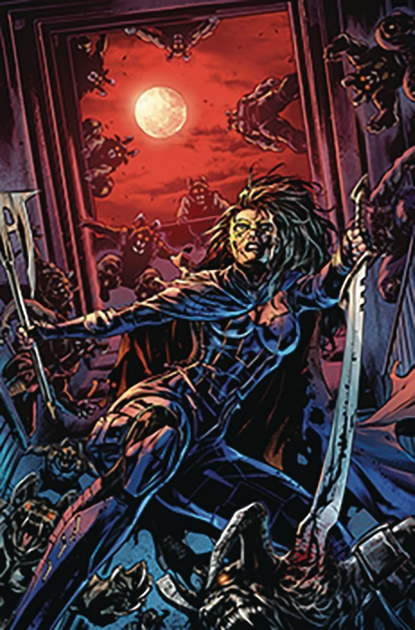 Belle: Oath Of Thorns #6