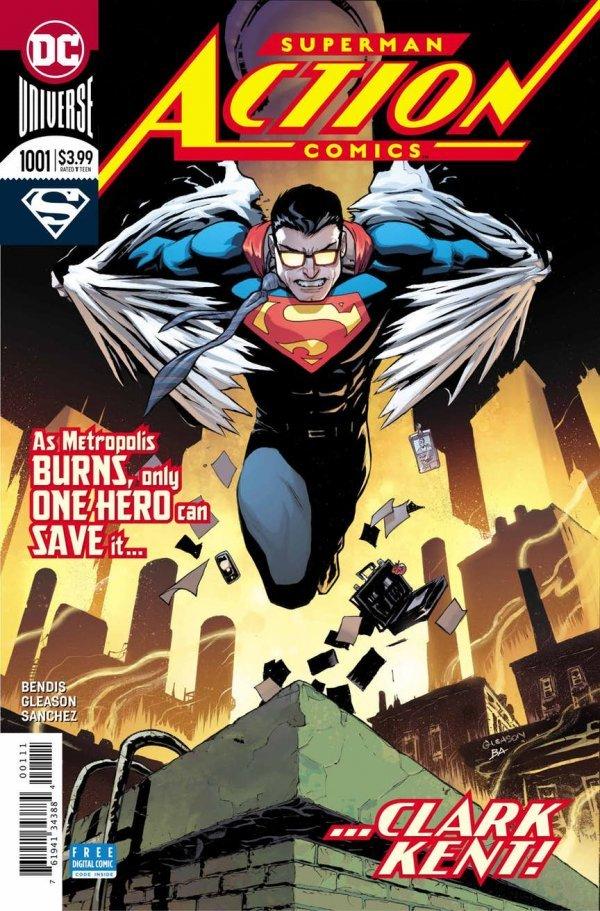 Action Comics #1001
