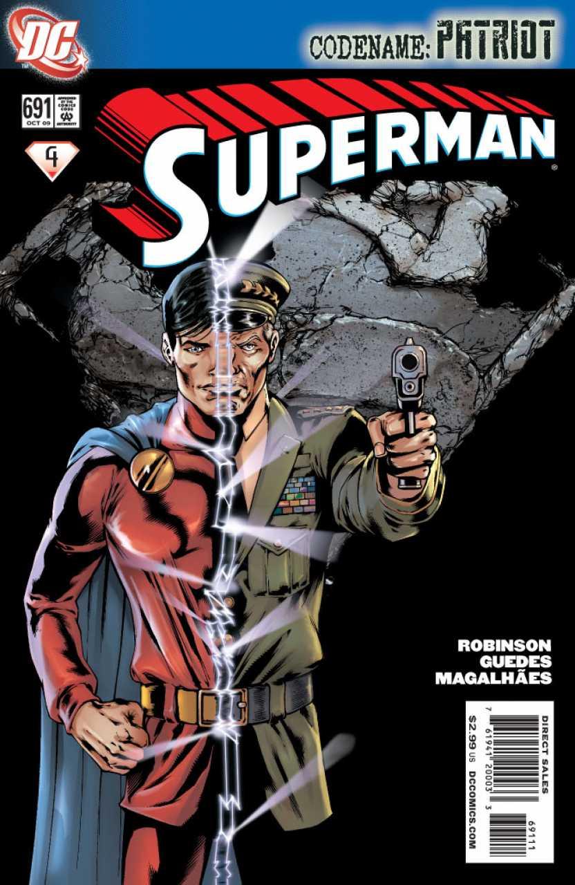 Superman #691