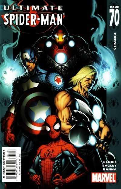 Ultimate Spider-Man #70