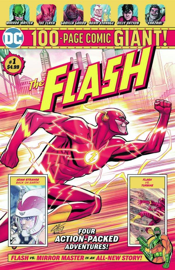 Flash Giant #1