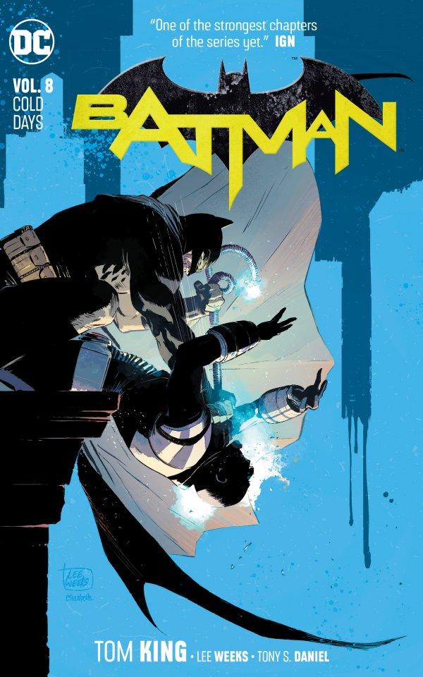 Batman Vol. 8: Cold Days TP