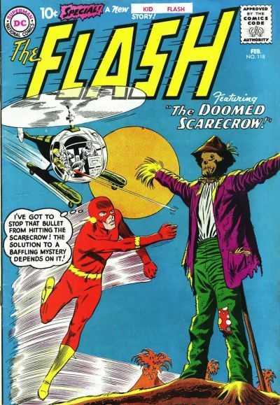 The Flash #118