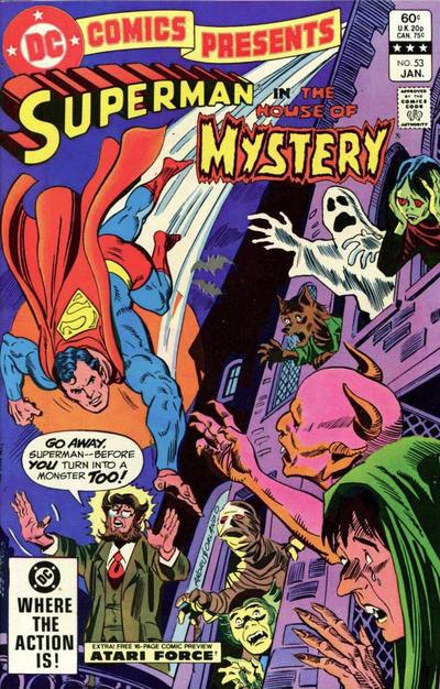 DC Comics Presents #53