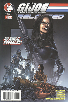 G.I. Joe: Reloaded #8