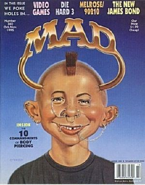 Mad Magazine #340