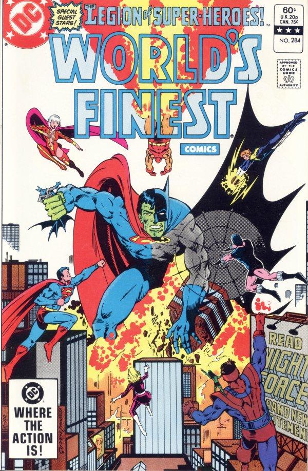 World's Finest Comics #284