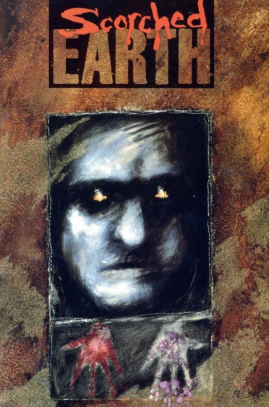 Scorched Earth #1