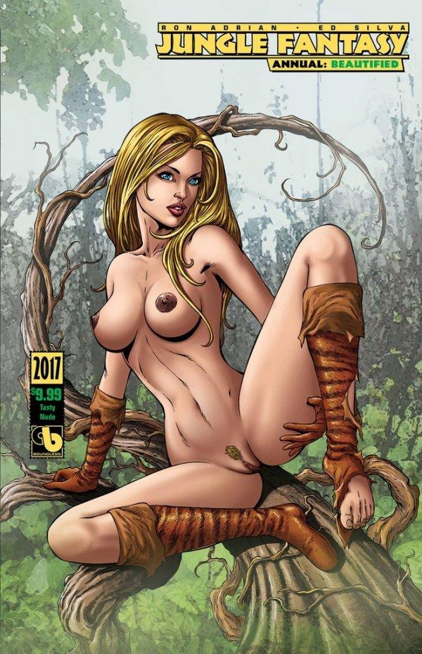 Jungle Fantasy Annual 2017 Beautified
