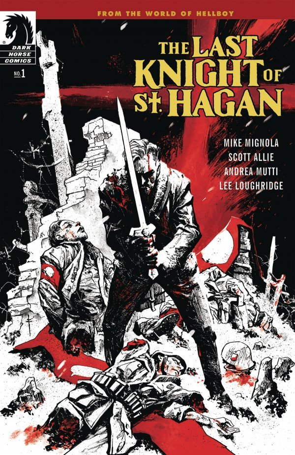 The Last Knight of St. Hagan #1