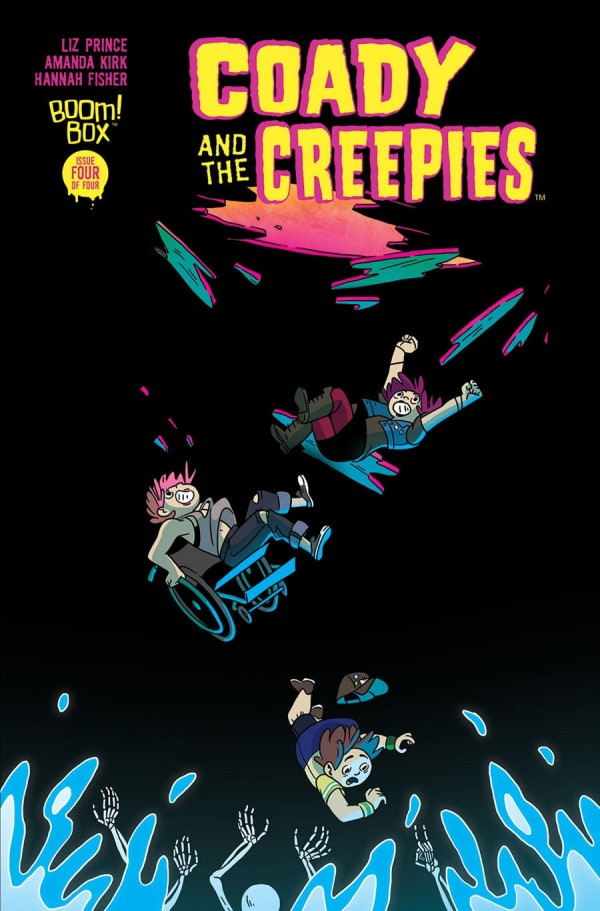 Coady and the Creepies #4