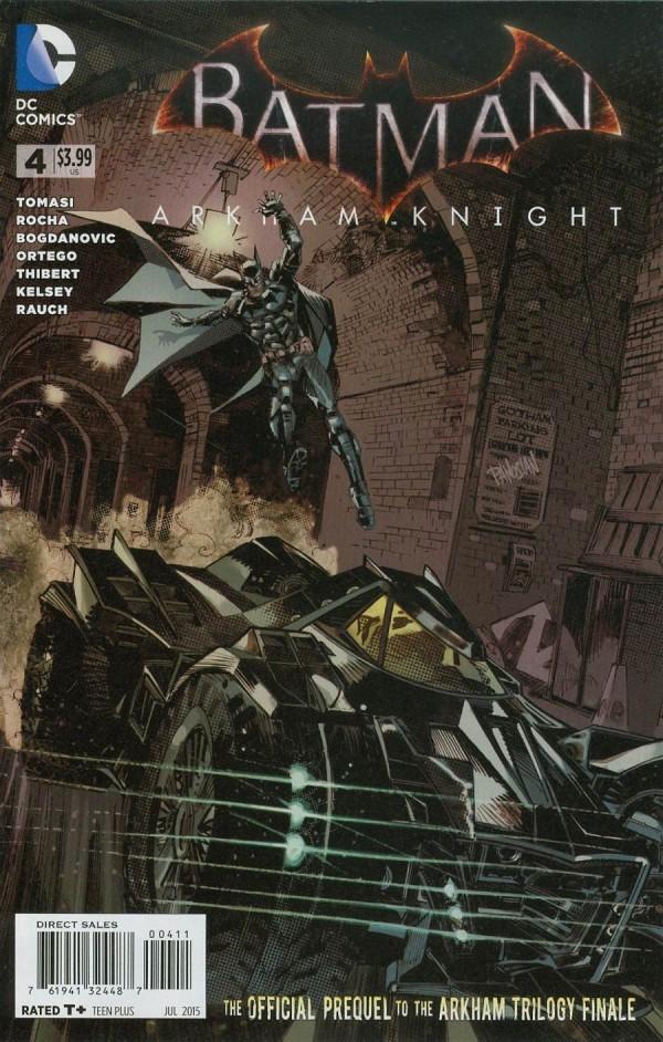 Batman: Arkham Knight #4