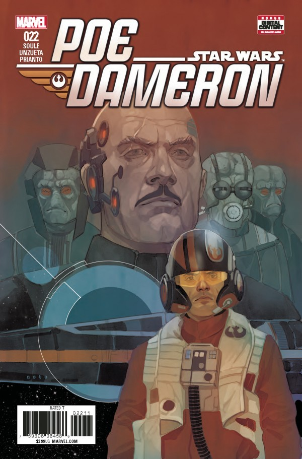 Star Wars: Poe Dameron #22