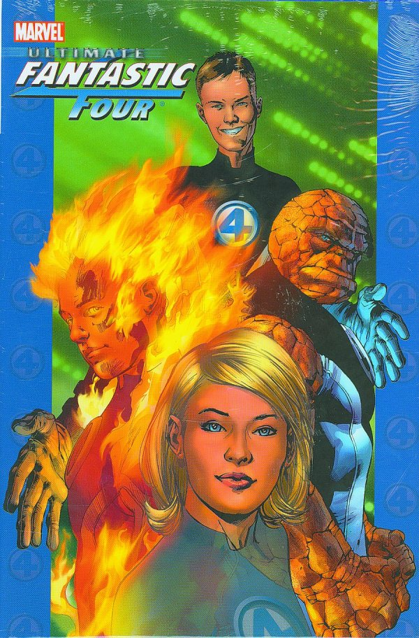Ultimate Fantastic Four Vol. 1 HC
