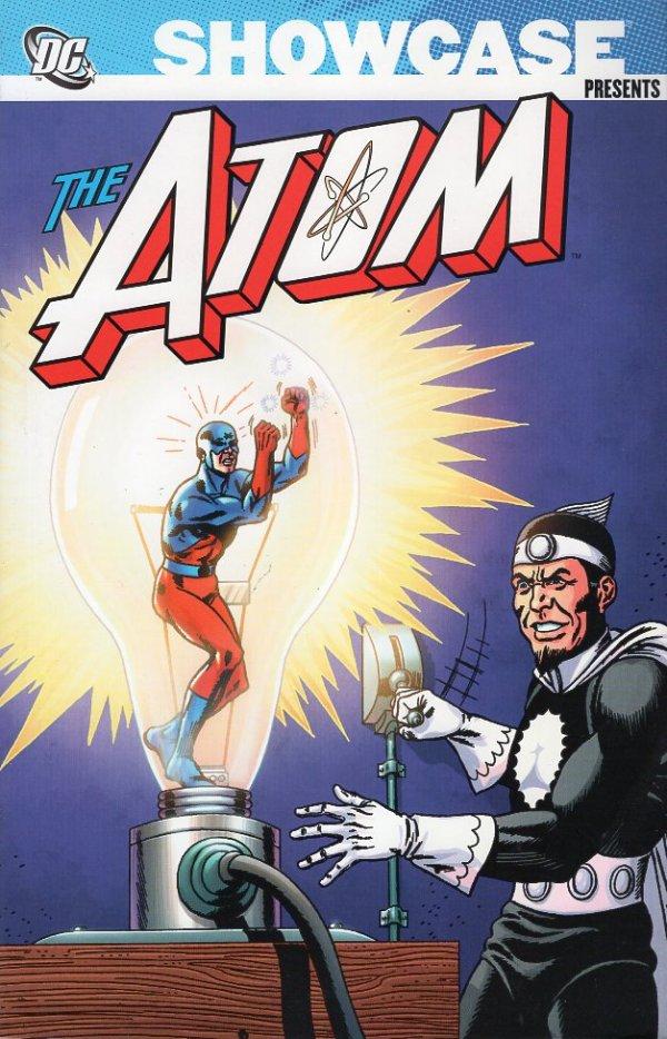 Showcase Presents: The Atom Vol. 1