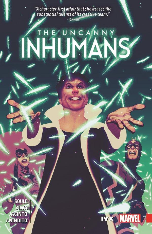 The Uncanny Inhumans Vol. 4: IVX TP