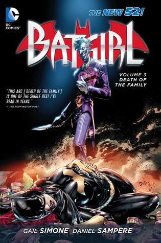 Batgirl Vol. 3: Death of the Family HC